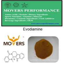 Venta caliente de extracto de plantas avanzadas: Evodiamine