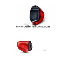 Tampões de ouvido macios à prova de som do gel de silicone da proteção de orelha do silicone
