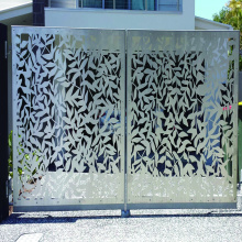 Decorative Metal Door Panels