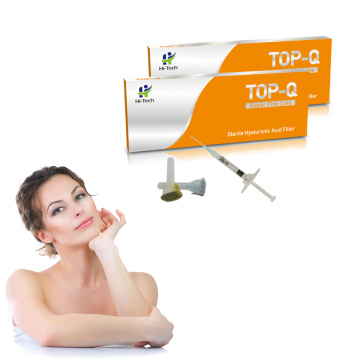 TOP-Q 1ml Derm Line Anti Aging Injectable Hyaluronic Acid Facial Dermal Filler