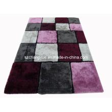 Современные мохнатые ковры из полиэстера для детей
