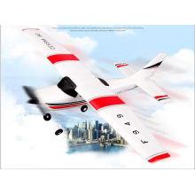 Novos brinquedos F949 2.4G 3 CH China modelo aviões RC avião de asa fixa aviões voando elétrica