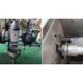 PVC-Granulierlinie für heißschneidende Verbindungen