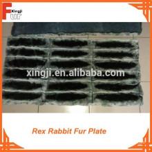 Plaques de fourrure Rex Rabbit