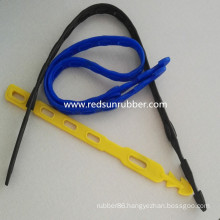Flexible 1100mm/800mm/450mm Silicone Strap