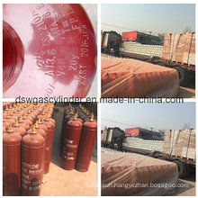 40L Acetylene Gas Cylinder