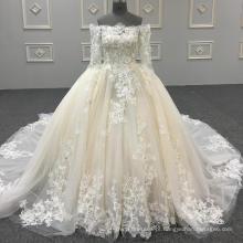 Vestido de festa de luxo real atacado organza vestido de baile vestido de baile de formatura