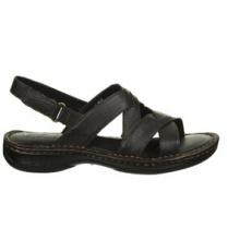 Profitez des sandales Slingback en cuir Sunshine