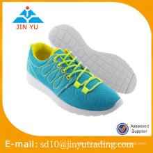 China zapatos al por mayor de las mujeres del deporte del precio de fábrica, zapatos del deporte de China