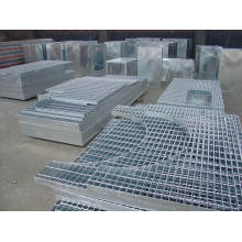 High Quality Special Shape Plate Steel Floor Grating Grate