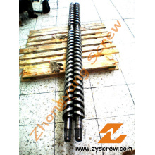 PVC Film Parallel Twin Screw Cylinder