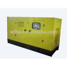 20-200KW Weichai Tipo silencioso do gerador