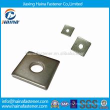 На складе DIN436 Плоские квадратные шайбы из нержавеющей стали