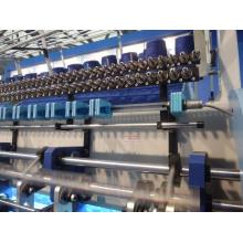 Computarizado transporte Industrial tornando máquinas almofadas