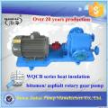 High temperature cast steel material asphalt pump.