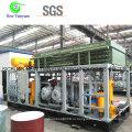 Использование больших компрессоров сжатого природного газа CNG