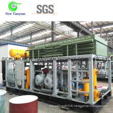 Large Station Use Compressed Natural Gas CNG Compressor