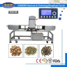 safety machine metal detector for tea bag packaging line