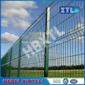 Wire Mesh Fence Panel With 3D