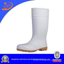 Botas blancas de PVC para hombre 2016