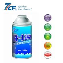 ar condicionado gás refrigerante R-134a