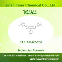 Cas 618442-57-2 | 9-Phenyl-3,6-bis (4,4,5,5-tetramethyl-1,3,2-dioxaborolan-2-yl) -9H-carbazol | 618442-57-2; Fabrikpreis; Stock