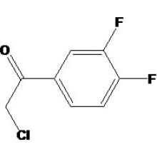 2 - Cloro - 1- (3,4 - difluoro - fenil) - Etanona Nº CAS 51336 - 95 - 9