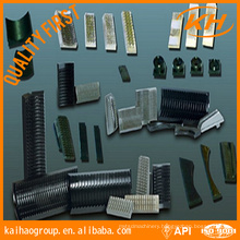 """API Power Tong Dies and slip inserts 2 3/8"""" - 5 1/2"""""""