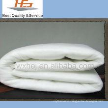 latest fashion home textile wholesale soft white quilt