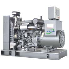 Deutz Equipment 30kva 24kw Air Cooled Diesel Generator By Engine F4L912 Factory Price