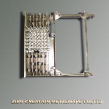 Good quality aluminum motor parts car radiator part