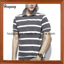 T-shirt décontracté en coton personnalisé pour hommes