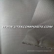 Tissu en fibre de verre en latex PU pour la couverture ignifuge