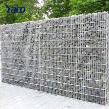 Завод дешевые 4мм каменная клетка сваренная Коробка gabion