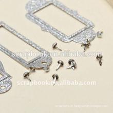 Fractius simples brilho fram mini quadro/preço marca moldura
