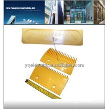 hitachi escalator parts escalator comb plate, hitachi elevator china