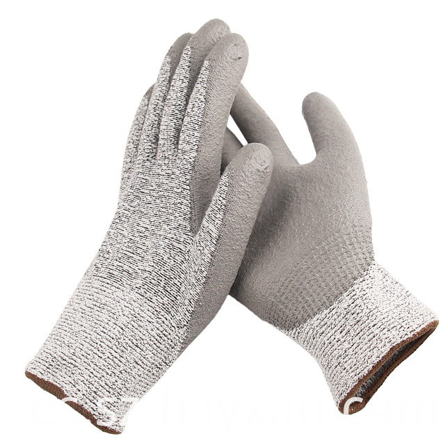 Cut and Puncture Resistant Gloves
