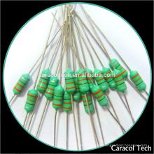 AL0307 1.0uH Axial RF Choke Spule Inductor für verschiedene Größe