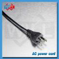 Manufactory High quality cheap brazil 10A ac power cord