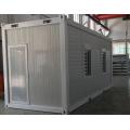 Casa contenedor para campo de trabajo