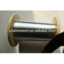 Câble de fer galvanisé à chaud à 0,28 mm à 5,0 mm à faible coût pour câble