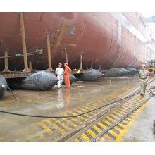 quai marin de bateau en caoutchouc