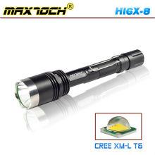 Maxtoch-HI6X-8 Mount Cree leistungsstarke LED Taschenlampe