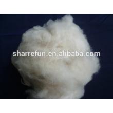 100% коммерческого монгольский светло-серый кашемир волокна 16.5 микрофон 36-38мм
