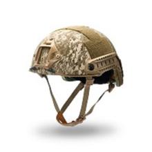 Пуленепробиваемый шлем - быстрый арамид или PE