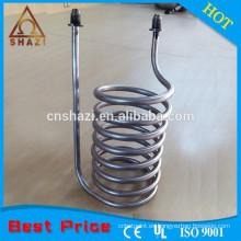 Elemento eléctrico de calentamiento de la bobina eléctrica de 110v 100w