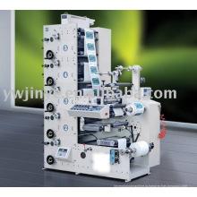 Лейбл флексографическая печатная машина