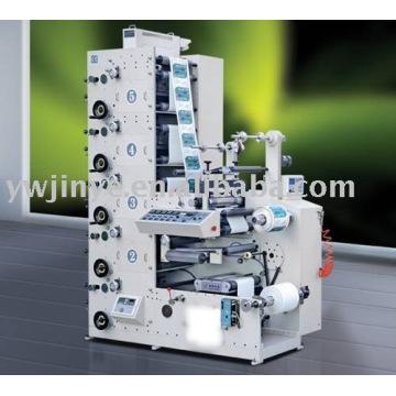 Machine d'impression Flexo d'étiquette