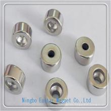 Permanent Magnet NdFeB Magnet Cup N35-N52