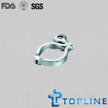 Sanitary Stainless Steel Double Pin Clamp